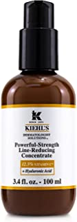 Kiehl's Dermatologist Solutions Powerful-Strength Line-Reducing Concentrate (With 12.5% Vitamin C + Hyaluronic Acid) 100ml/3.4oz