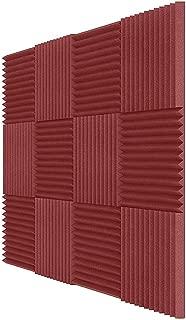 VACOUSTIC 12Pack - Acoustic Studio Foam Wedges 1