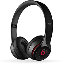 Beats by Dr. Dre Beats Solo 2 Headphones Bluetooth Wireless Headphone On Ear | Noise Cancelling | for iOS & Android - Blac...