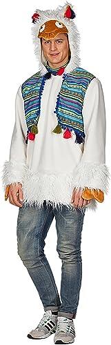 calidad garantizada Rubies Disfraz de Hombre Alpaca Perú Lama Animal Lima Lima Lima Disfraz Carnaval S, M, L, XL (S)  opciones a bajo precio