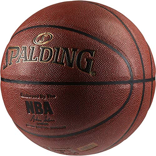 Spalding NBA GOLD Indoor/Outdoor Basketball Größe 7 neue Version
