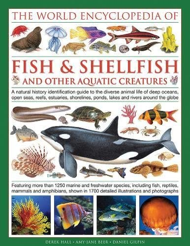 The Illlustrated Encyclopedia of Fish Shellfish of the World A Natural History Identification product image