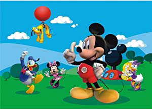 Best mickey mouse backdrop banner Reviews