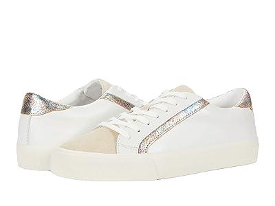 Madewell Sidewalk Low Top Sneakers (Metallic Sand Multi) Women