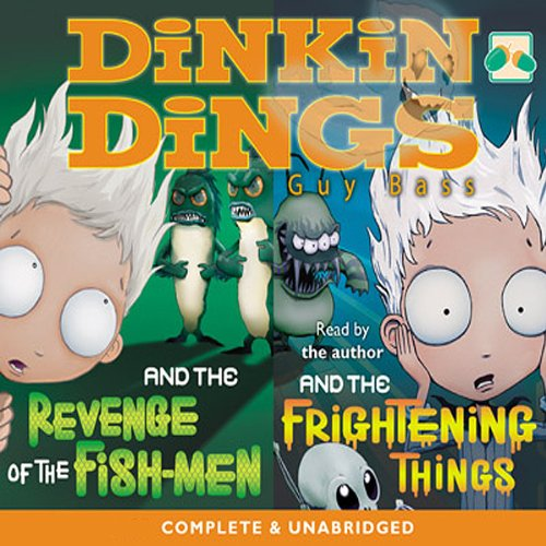 Two Dinkin Dings Stories cover art