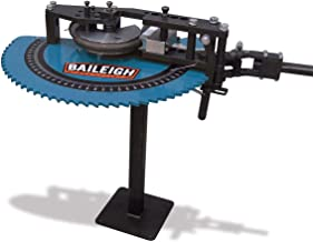 Baileigh RDB-050 Manual Rotary Draw Tube Bender with Stand and Handle, 2-1/2