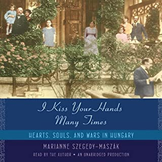 I Kiss Your Hands Many Times audiobook cover art