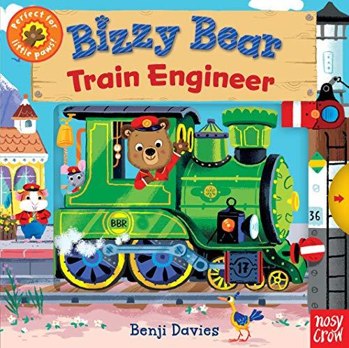 Bizzy Bear: Train Engineer