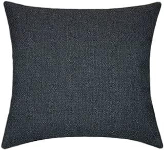 Sunbrella Spectrum Carbon Indoor/Outdoor Textured Patio Pillow 20x20