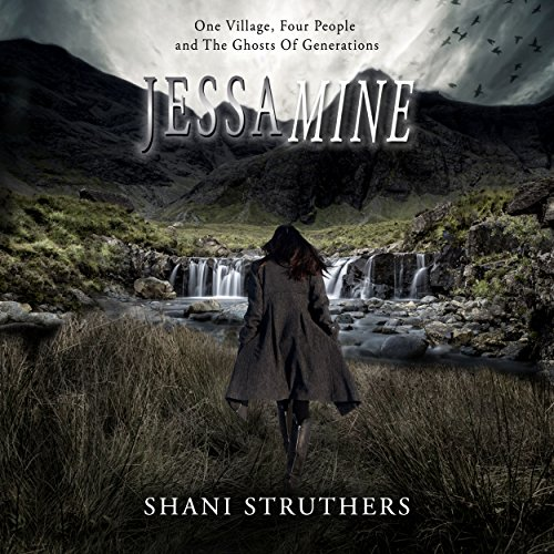 Jessamine audiobook cover art