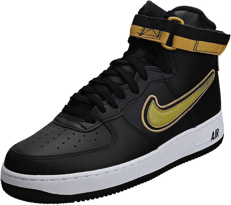 check out 6daf9 073b2 ... Nike Air Force 1 High ´07 Lv8 Sport Schuhe Schuhe Schuhe Herren Schwarz  31e98d