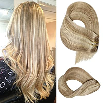 Clip in Extensions Human