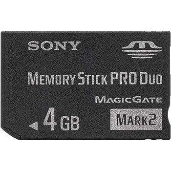 ソニー(SONY) Sony メモリースティック PRO Duo 4GB Mark2(並行輸入 海外パッケージ) [PC]
