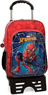 Amazon.es: Spiderman - Mochilas, estuches y sets escolares ...