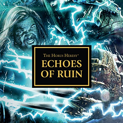 Echoes of Ruin audiobook cover art