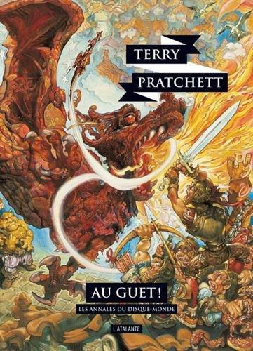 Les annales du Disque-Monde, Tome 8 : Au guet !