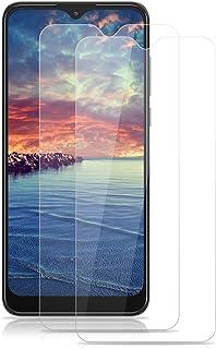 ROVLAK skärmskydd för Alcatel 1V 2020 härdat glas skärmskydd 2-pack HD 2.5D 9H skyddande film skydd anti-fingeravtryck bub...