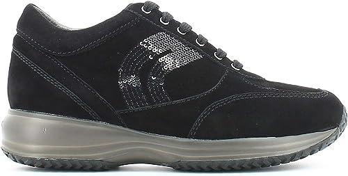 GEOX mujeres bajos zapatillas de deporte D feliz de D5462A 00021 C1006