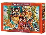 CASTORLAND Owls 2000 pcs Puzzle - Rompecabezas (Puzzle Rompecabezas,...