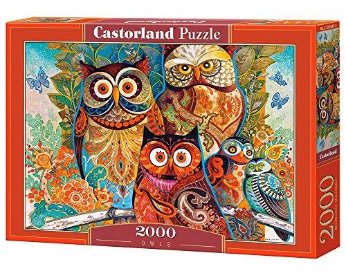 Castorland C-200535-2 Puzzle, Multi