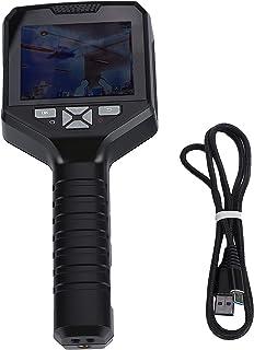 Warmtebeeldcamera, geeft duidelijk temperatuurveranderingen weer Oplaadbare infraroodcamera Ergonomisch ontwerp voor werke...