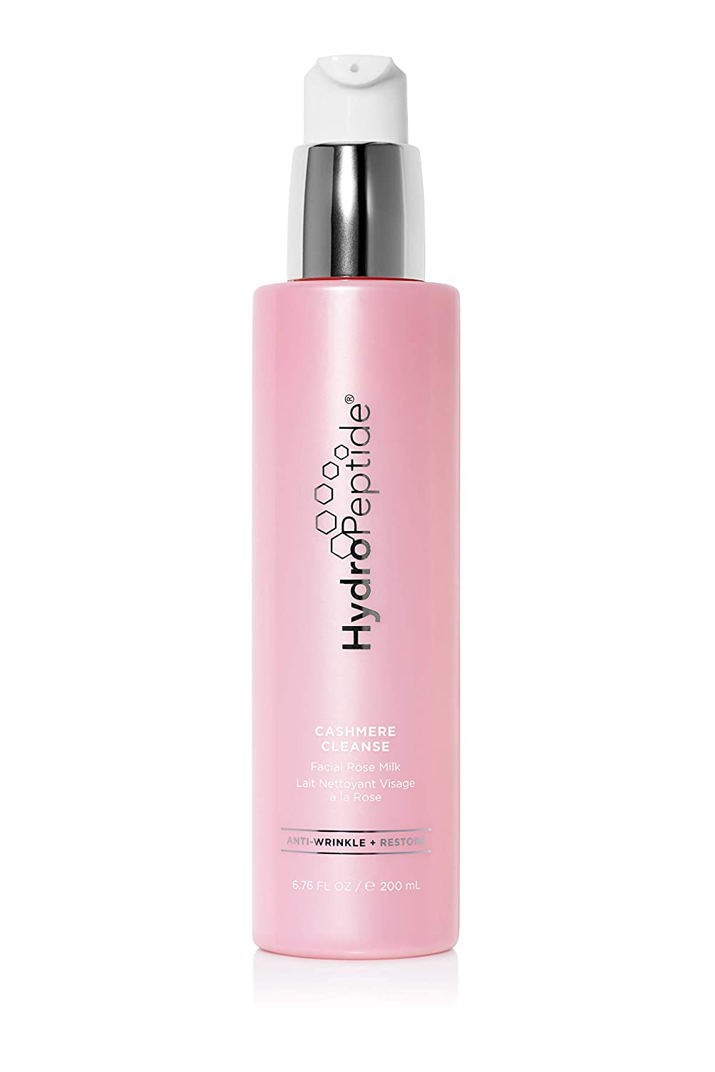 HydroPeptide Cashmere Cleanse NEW before selling Facial Rose Fl Milk Oz 6.76 outlet