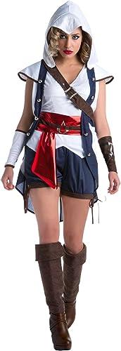 suministro directo de los fabricantes Assassins Assassins Assassins Creed Connor Classic mujer Fancy dress costume Medium  orden en línea