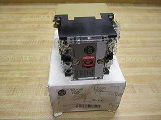 Allen Bradley 700-P400A1 Starter Relay 700P400A1 Series D