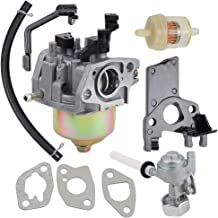 Harbot Carburetor for Harbor Freight Chicago Predator 69675 69676 69728 69729 212CC R210III 3200 4000 Watts Gasoline Generator