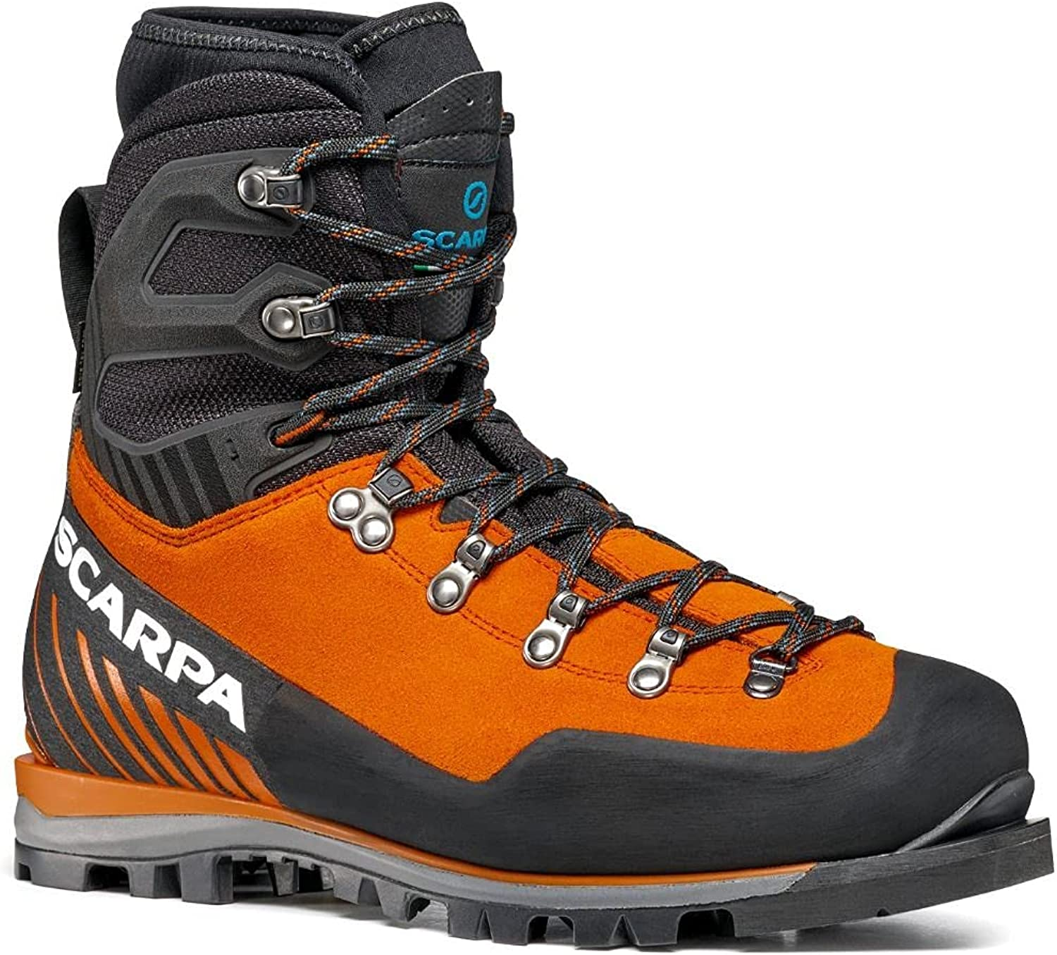 SCARPA 2021 spring and summer new New arrival Men's Mont Blanc Pro GTX Hi Waterproof Boots for GORE-TEX