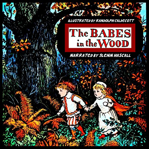 The Babes in the Wood audiobook cover art