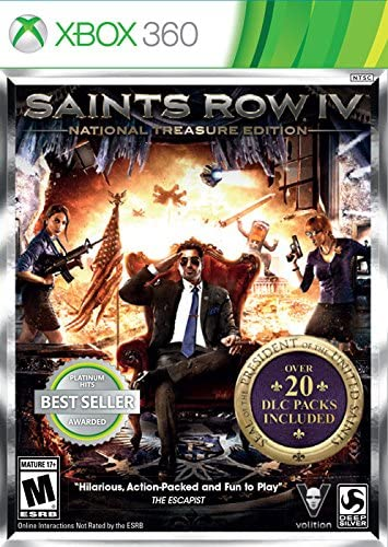Saints Row IV: Lowest price challenge National 360 Xbox Treasure Max 83% OFF -