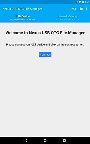 『USB OTG File Manager for Nexus』の2枚目の画像
