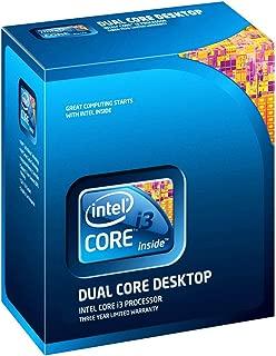 Intel Boxed Core i3 i3-540 3.06GHz 4M LGA1156 BX80616I3540