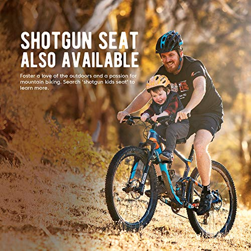 SHOTGUN Kids MTB Handlebar Attachment | Accessory for The Mountain Bike Child Seat | Easy Fitting and Removal | Fits All Handlebars