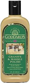 Goddard's Granite & Marble Polish, 8oz, Case of 6