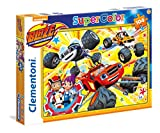 Clementoni 27087 Blaze and The Monster Machines Puzzle, 104 Piezas