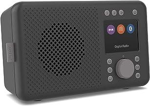 Pure ELAN DAB+ Portable DAB+ Radio with Bluetooth 5.0 (DAB/DAB+ and FM Radio, TFT Display, Preset Buttons Supports, 3.5mm ...