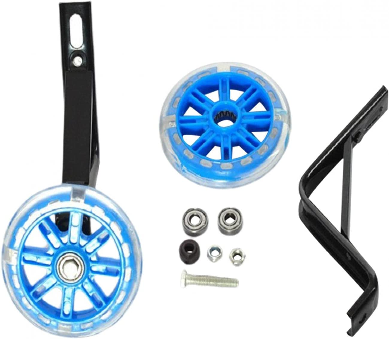 Saycker Strong Bike Training Wheels Stabilizers Miami Mall Flash Support Mo Outlet sale feature