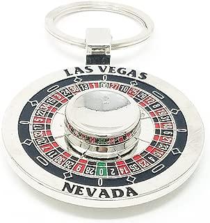 Best roulette wheel keychain Reviews
