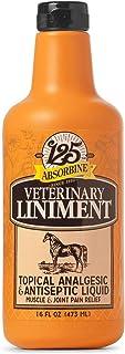Absorbine Veterinary Liniment Liquid, 16oz