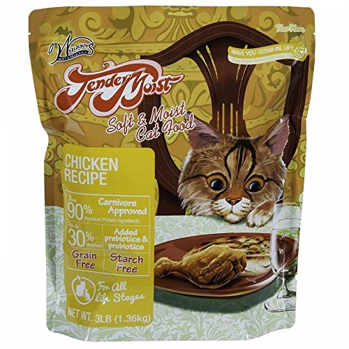 Waggers Tender Moist Chicken 3 Lb.