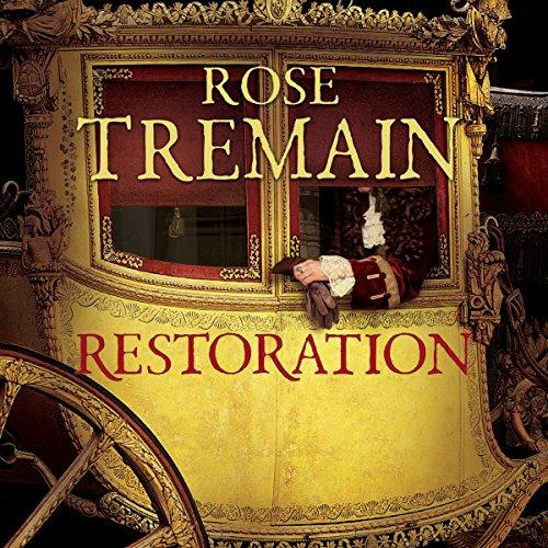 Restoration audiobook cover art