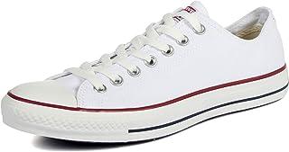Converse Unisex Chuck Taylor All Star Ox Basketball Shoe (6.5 Women 4.5 Men, Optical White)