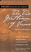 The Two Gentlemen of Verona (Folger Shakespeare Library)