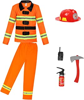 fireman outfit toddler
