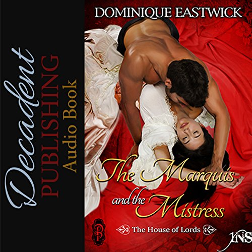 The Marquis and the Mistress audiobook cover art
