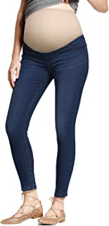 Super Comfy Stretch Women's Skinny Maternity Jeans,...