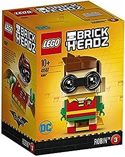 LEGO Brickheadz - Robin, Juguete de Construcción, Figura