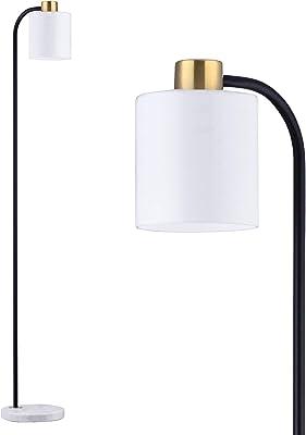 Amazon.com: Fleur Illumination 8 Light Pewter Floor Lamp ...